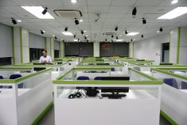 Virtual Reality Combined Teaching System at Hue College