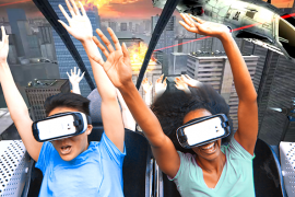Virtual Reality - A Turning Point In Entertainment Development