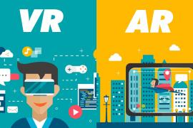 What Is The Difference Between Virtual Reality (VR) and Virtual Reality (AR)?