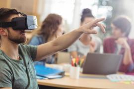 La Réalité Virtuelle - Un Nouvel Mouvement Pour La Formation