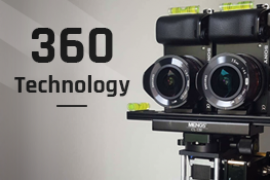 Panoramas 3D Automatiques