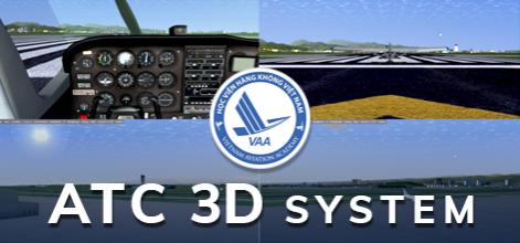 Système 3D De Contrôle De La Circulation Aérienne
