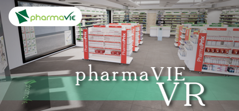 Pharmavie VR Experience